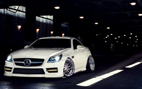Picture tuning, coupe, Mercedes, mercedes slk