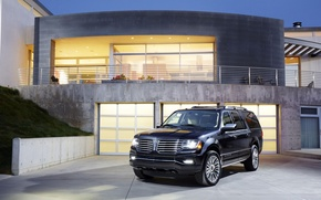 Picture Lincoln, luxury, Navigator, 5.4l