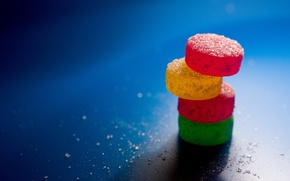 Picture the sweetness, minimalism, 152, candy