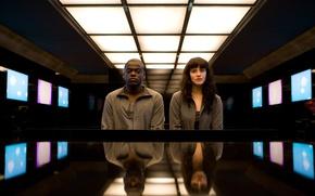 Picture Bing, Netflix, Episode 2, Black Mirror, Season 1, Fifteen Million Merits, Daniel Kaluuya, Konnie Huq, …