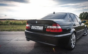 Picture BMW, girl, wheels, sexy, sky, japan, jdm, moscow, low, look, e30, e90, stance, e46, e36, …