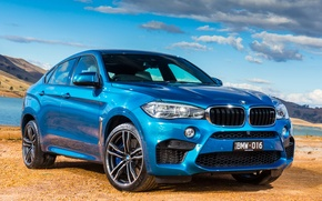 Picture BMW, BMW, F16, AU-spec, 2015, X6 M