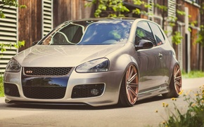 Picture Volkswagen, Golf, GTI