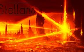 Picture fiction, RTS, Stellaris