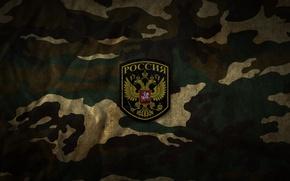 Picture camouflage, Russia, Chevron