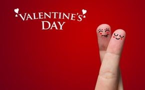 Wallpaper fingers, 14 Feb, Valentine's Day, romance, hearts, love, romance, Valentine's day, heart, love, fingers, 14 ...