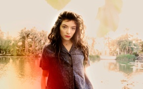 Picture Lord, Lorde, new Zealand singer, Coachella, music festival