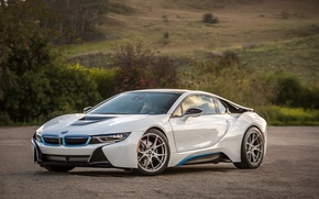 Picture BMW, White