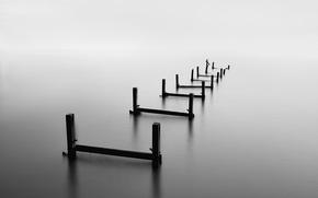 Picture lake, pierce, infinity
