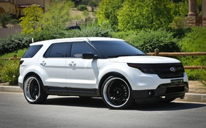 Picture Ford, Explorer, 2013