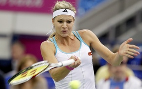 Wallpaper sport, Maria Kirilenko, Adidas, tennis