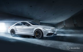 Picture Mercedes-Benz, Mercedes, C218, 2014, cls-class