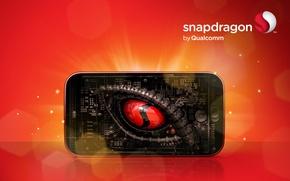 Picture CPU, processor, smartphone, Qualcomm, Snapdragon