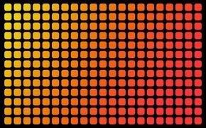 Picture patterns, texture, squares