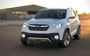 Picture Concept, Subaru, the concept, Subaru, 2015, VIZIV