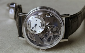 Picture mechanism, breguet, time, watch, time, clock