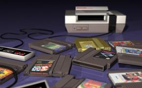 Picture Games, NES, Famicom