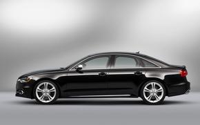 Picture Audi, sedan, S6