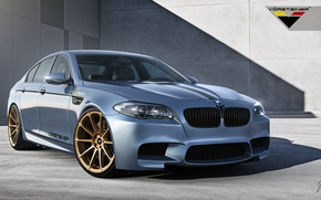 Picture BMW, German, Car, Front, Vorsteiner, Wheels