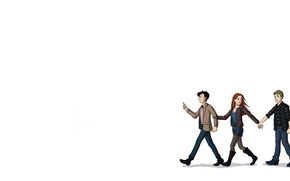 Picture girl, art, white background, Doctor Who, men, Doctor Who, The Eleventh Doctor, Amy Pond, Amy …