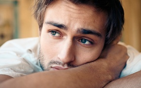 Picture photoshoot, Interview, Douglas Booth, Douglas Booth, 2016