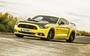 Wallpaper Ford, Mustang, Mustang, Ford