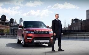 Picture bond, actor, male, car, Daniel Craig, 007, james bond, Daniel Craig, Daniel Wroughton Craig, Daniel …