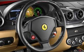 Picture Car, Ferrari 599 GTB Fiorano, Passion, Dash Board