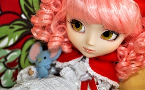Picture eyes, toy, doll, the bride, toy, eyes, bride, doll