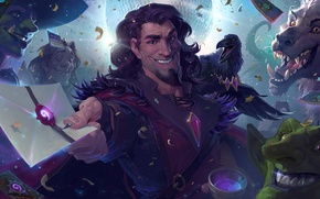 Picture Game, Blizzard Entertainment, Hearthstone: Heroes of Warcraft, One Night in Karazhan