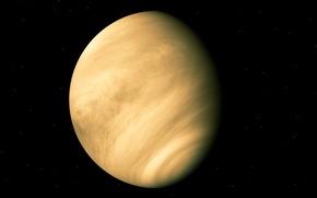 Picture stars, Venus, planet Venus, evening star, solar system, morning star