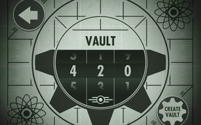Picture fallout, postapokalipsis, screen, Bethesda Softworks, vault, Bethesda Game Studios, fallout 4, creative vault