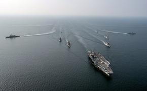 Picture ships, USA, Navy, USS Ronald Reagan (CVN 76)