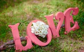 Picture love, flowers, love, flowers, romantic, bouquet