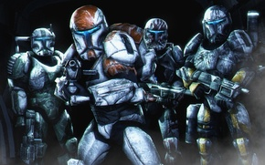 Picture Star Wars, Activision, Republic Commando, LucasArts