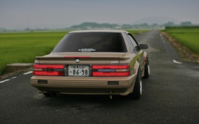 Picture Auto, Ass, Toyota, Toyota, Soarer, N-Style's Z20, Soarer