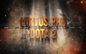 Picture DotA, Dota 2, ESports, Virtus.pro