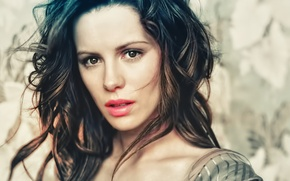 Picture look, girl, face, background, hair, actress, Kate Beckinsale, Kate Beckinsale