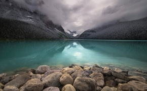 Picture Banff National Park, Lake Louise, Canada