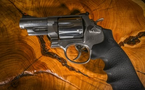 Picture macro, weapons, revolver