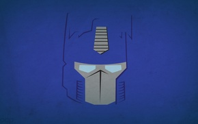Wallpaper minimalism, Transformers, Transformers, Optimus Prime, blo0p