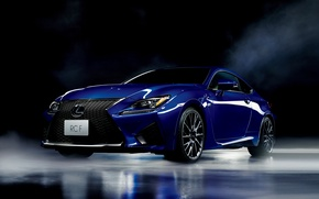 Wallpaper Lexus, Lexus, JP-spec, 2014, RC F