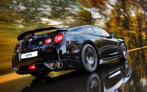 Picture Nissan, Machine, Nissan, GT-R, Cars, Skyline, R35, Cars