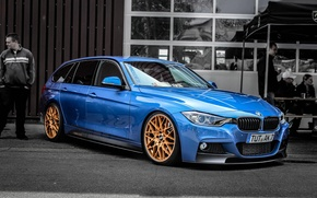 Picture BMW, BMW, universal, touring, F11, 2015, 5-Series