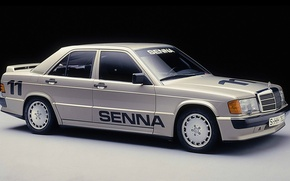 Picture Mercedes-Benz, w201, e190