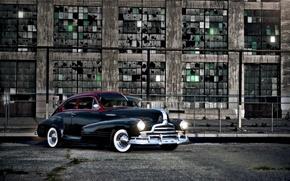 Picture machine, background, Pontiac'47