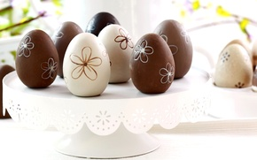 Picture photo, Easter, Eggs, Sweets, Holiday, Food, Different