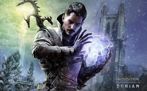 Picture MAG, BioWare, Electronic Arts, Dragon Age: Inquisition, Fascinator, Dorian