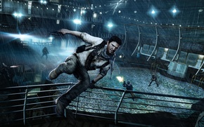 Picture Game, Naughty Dog, Nathan Drake, Uncharted 3: Drake's Deception