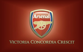 Picture the inscription, logo, emblem, Arsenal, Arsenal, slogan, Football Club, the gunners, The Gunners, football club, …